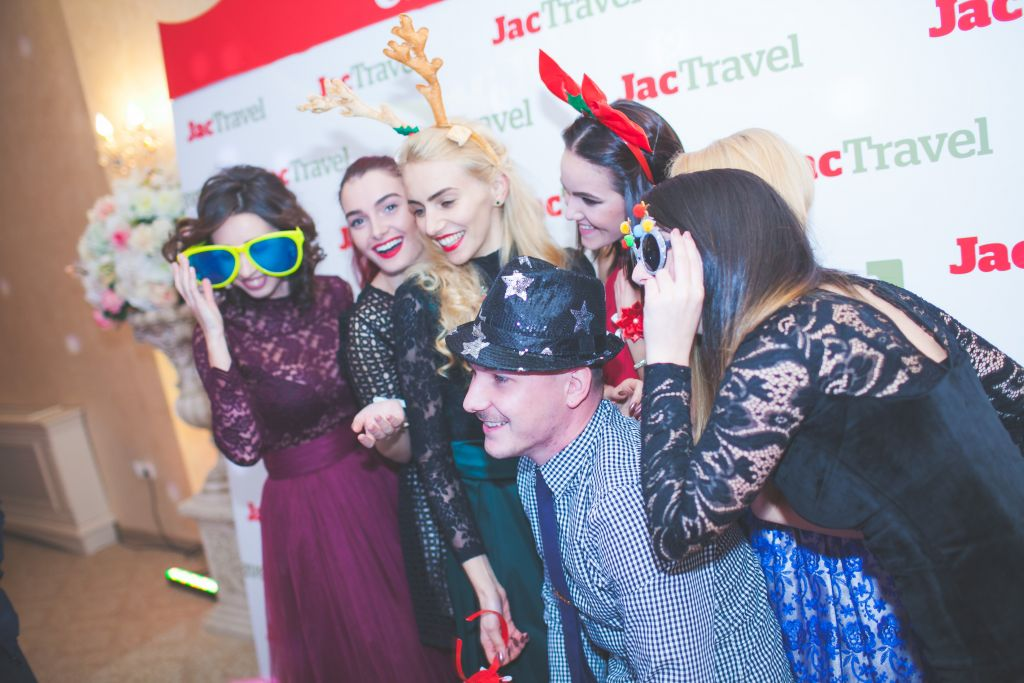 Jack travel corporate party
