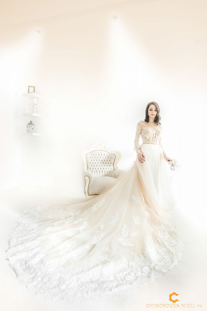Fotografii cu rochia de mireasa - cel mai important lucru din ziua nuntii! photographer travel destination wedding event corporate professional london beauty make up dress white fashion